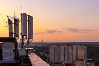 service d'installation réseaux cellulaires