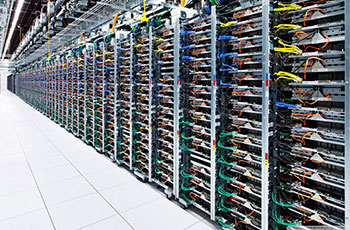 installation centre de données